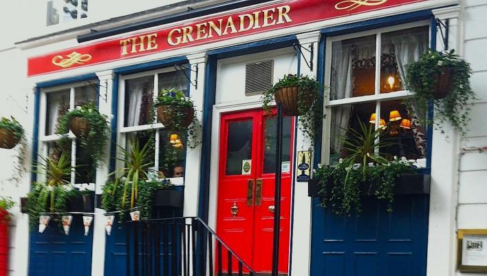 The Grenadier Pub
